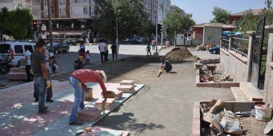 6 mahallede yol yapım çalışmaları başlatıldı