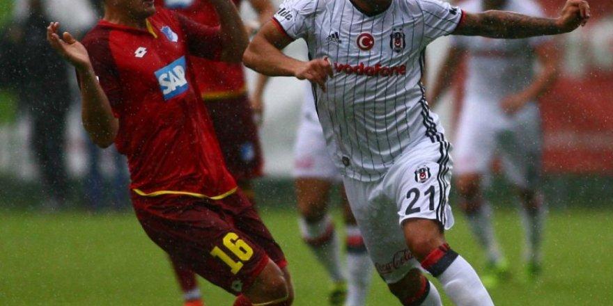 Beşiktaş-Hoffenheim maçı iptal edildi