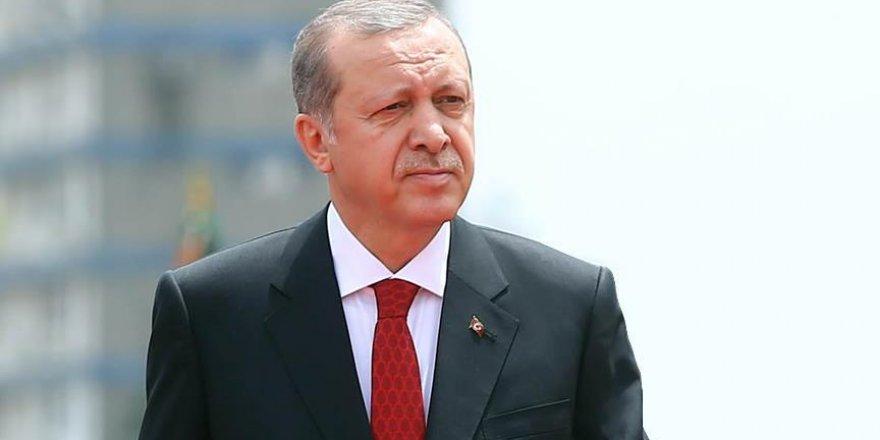 Erdoğan'dan 'Hakimiyet milletindir' paylaşımı