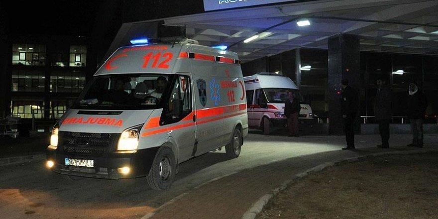 Siirt'te askeri araca yönelik bombalı saldırı