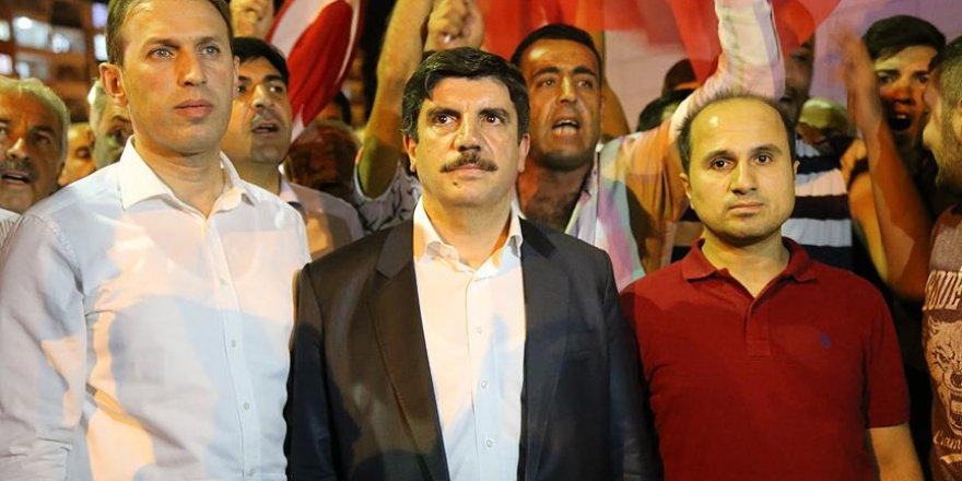'FETÖ'nün hevesi kursağında kaldığı gibi PKK'nın da kalacak'