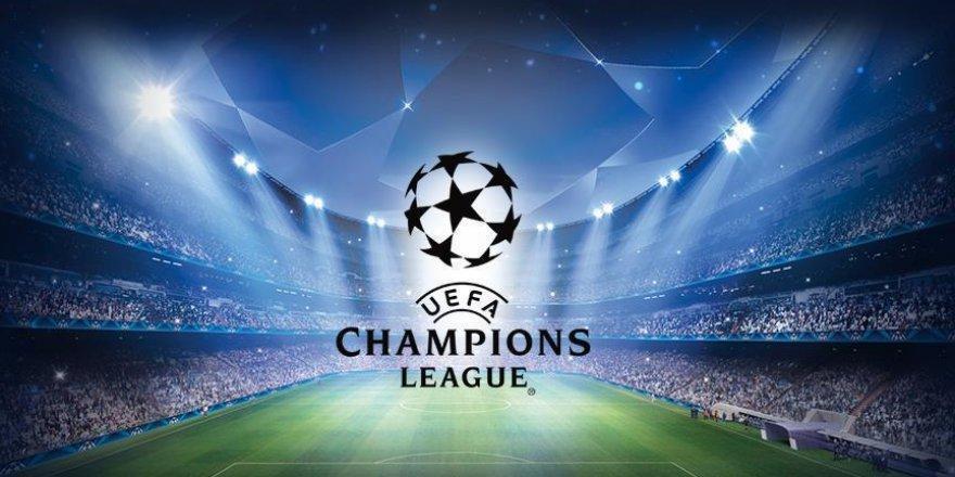 Şampiyonlar Ligi'nde 6 karşılaşma oynandı