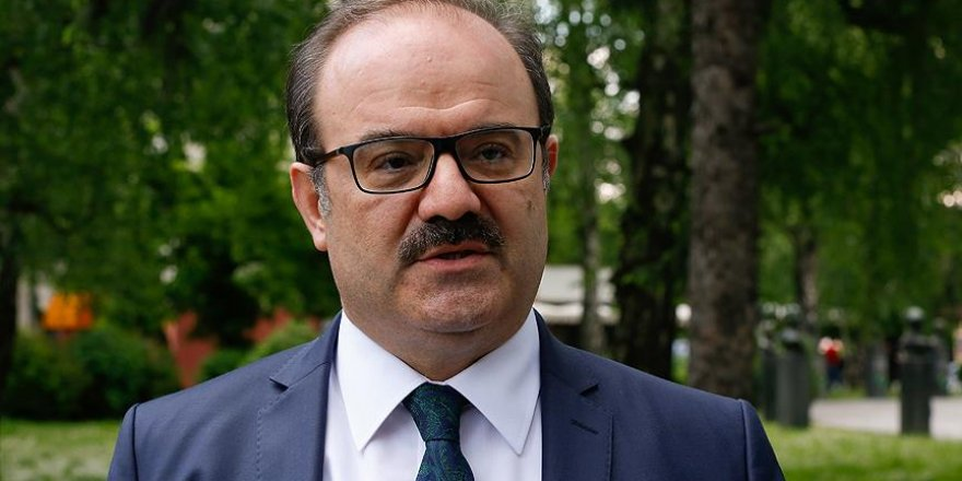 'Türkiye FETÖ'cülerin hayal ettiği gibi olmayacak'