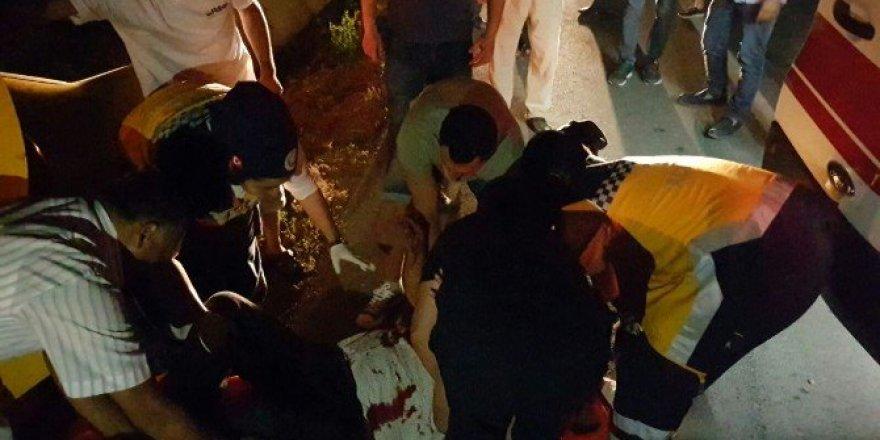 Sinop'ta trafik kazası: 3 yaralı