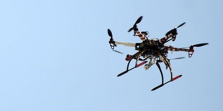 O ilde izinsiz 'drone' uçuşları yasaklandı