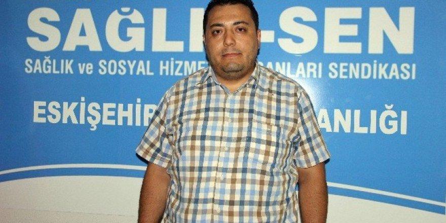 Eskişehir'de sağlık personellerine FETÖ/PDY soruşturması
