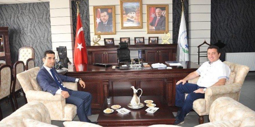 Bozüyük Cumhuriyet Başsavcısı Kılıç, Başkan Bakıcı'yı ziyaret etti