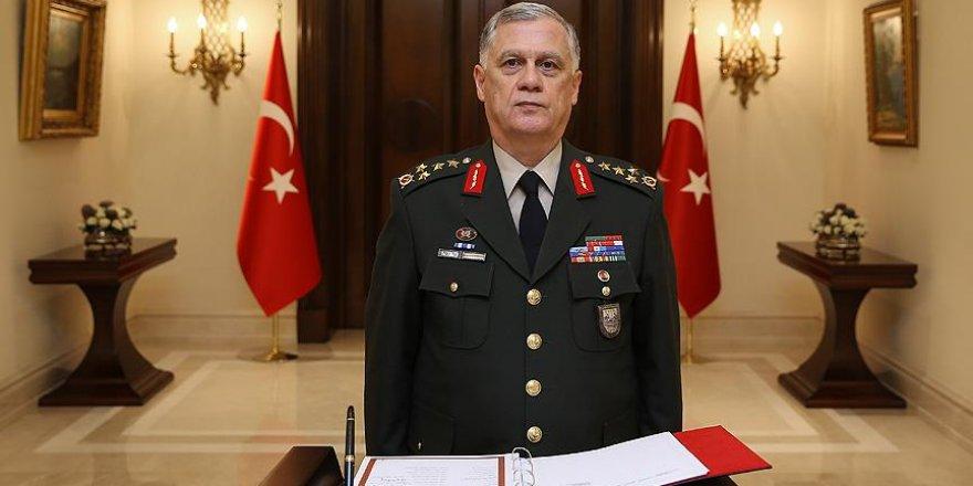 Orgeneral Dündar Genelkurmay 2. Başkanı oldu