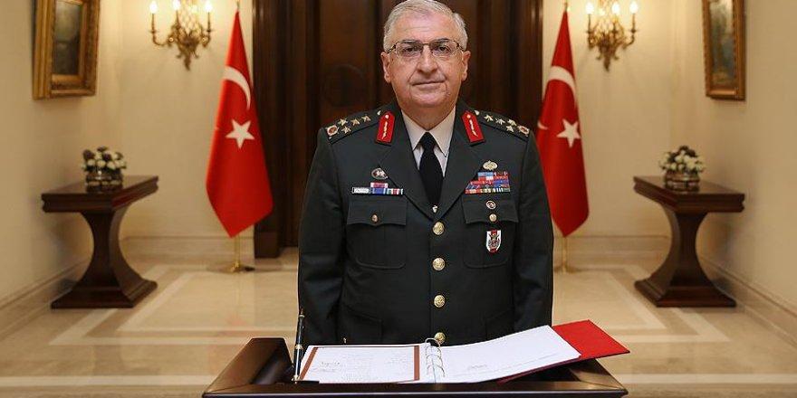 Orgeneral Güler Jandarma Genel Komutanı oldu