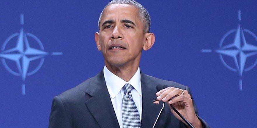 Obama güvenlik birimleriyle terörle mücadeleyi görüştü