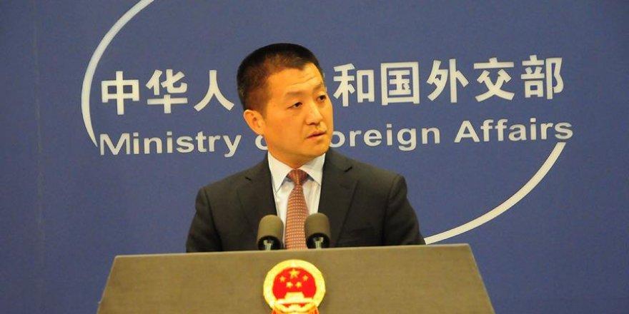 Çin'den Japonya'ya 'barış ve istikrar' uyarısı