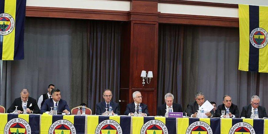Fenerbahçe'de divan kurulu toplantısı yapılacak