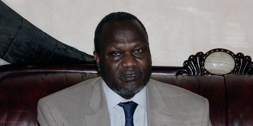 Güney Sudan muhalif liderinden tehdit