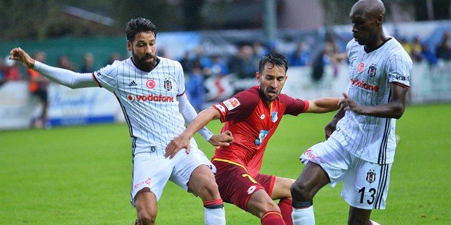 Beşiktaş'ın hazırlık maçında rakibi Eibar