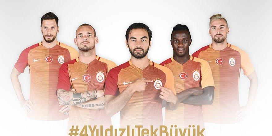 Galatasaray'ın yeni sezon formaları satışa çıkıyor