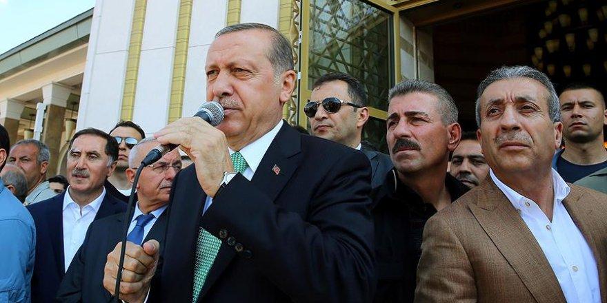 Cumhurbaşkanı Erdoğan'dan ABD'li generale tepki: Haddini bil