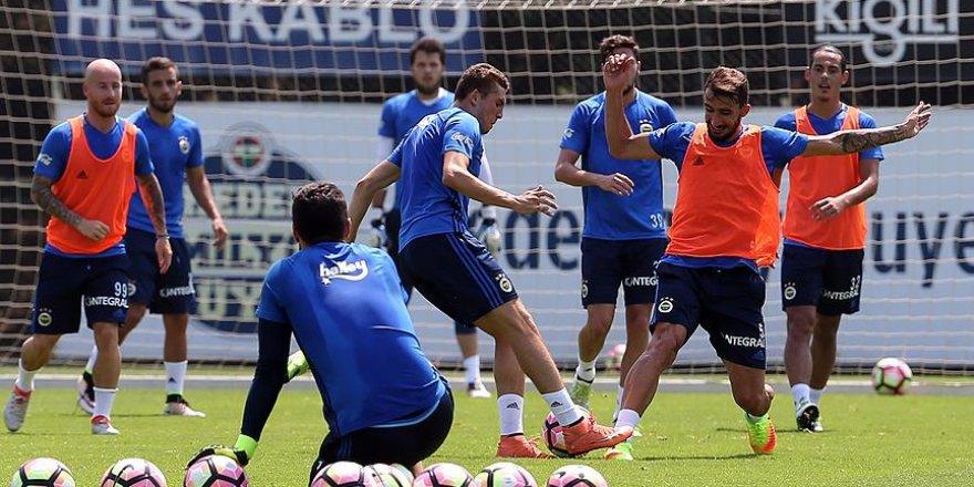 Fenerbahçe Monaco maçı hazırlıklarına başladı