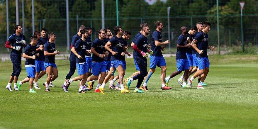Trabzonspor'un ikinci hazırlık maçı yarın
