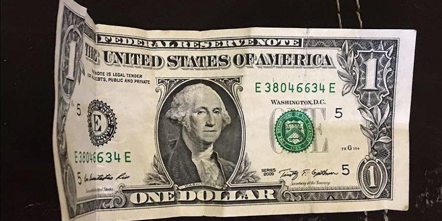 Dershane sahibinin ofisinde 8 adet bir dolar ele geçirildi
