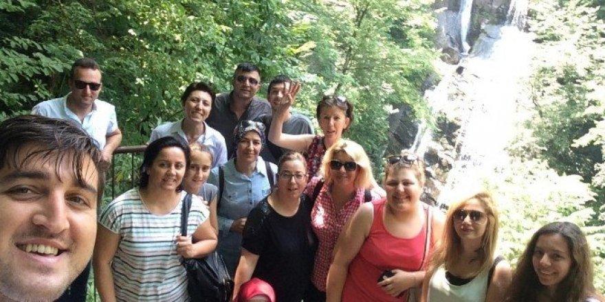 Turizm Gönüllüleri info turlarına başladı