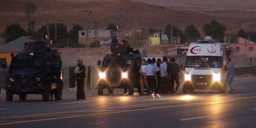 Bitlis'te terör saldırısı