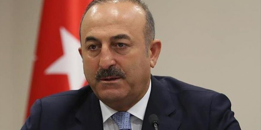 Turkish FM: Expelling FETO won't hurt anti-terror fight