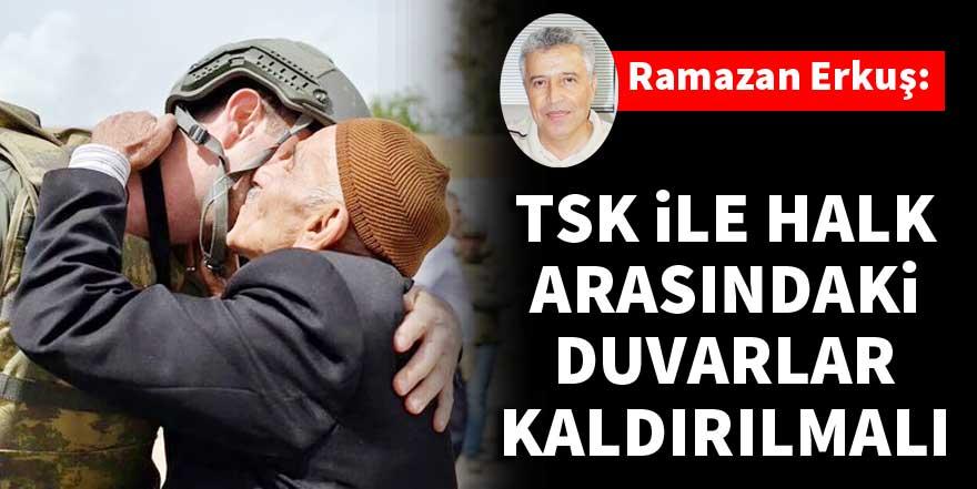 Ramazan Erkuş: Peygamber ocağımıza sahip çıkmalıyız