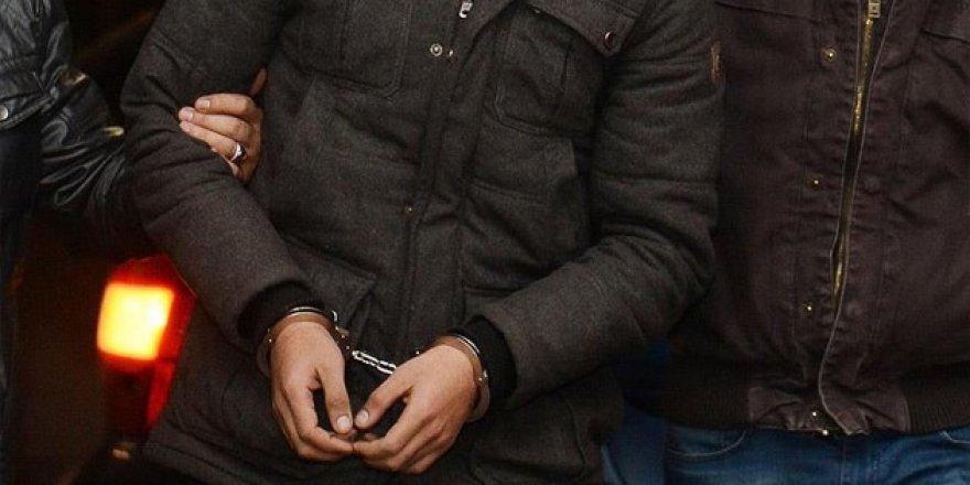 Akşehir'deki FETÖ operasyonunda 1 kişi tutuklandı
