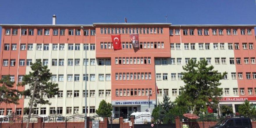 Konya Tapu Müdürlüğü'nde 2 kişi açığa alındı