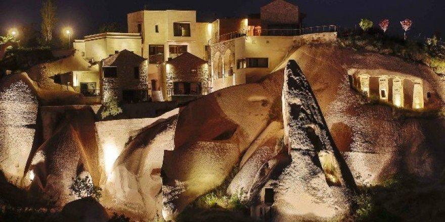 Kapadokya'da bir dönem mahkemelik olan otel kapandı