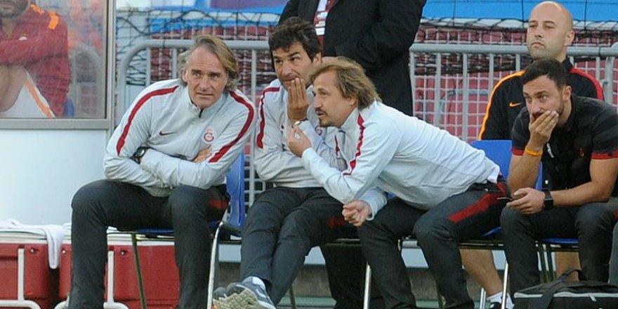 'İstediğimiz Galatasaray'ı ilk yarıda izledik'