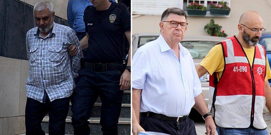 Ali Bulaç ve Şahin Alpay dahil 6 kişi tutuklandı