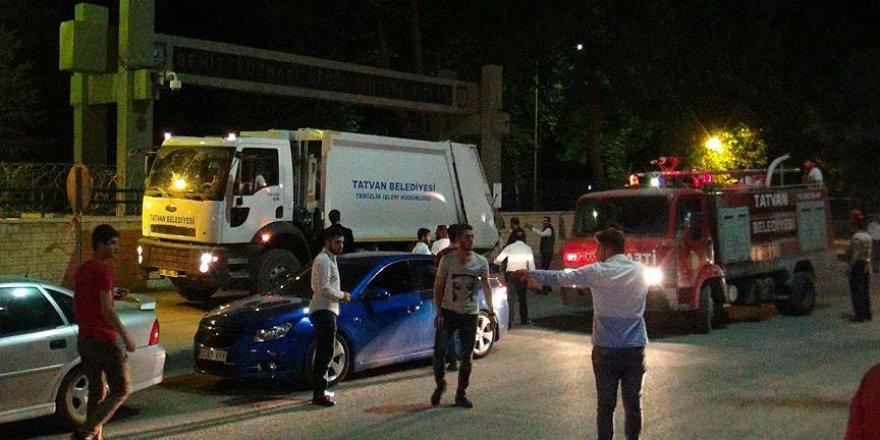 Tatvan'da ikinci darbe kalkışması iddialarına açıklama
