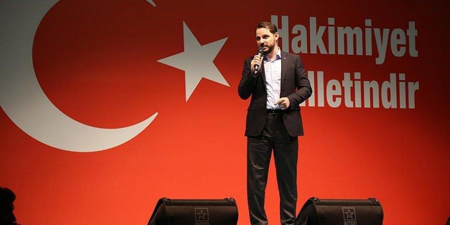 'Büyük Türkiye yolculuğumuz birilerini korkutuyor'