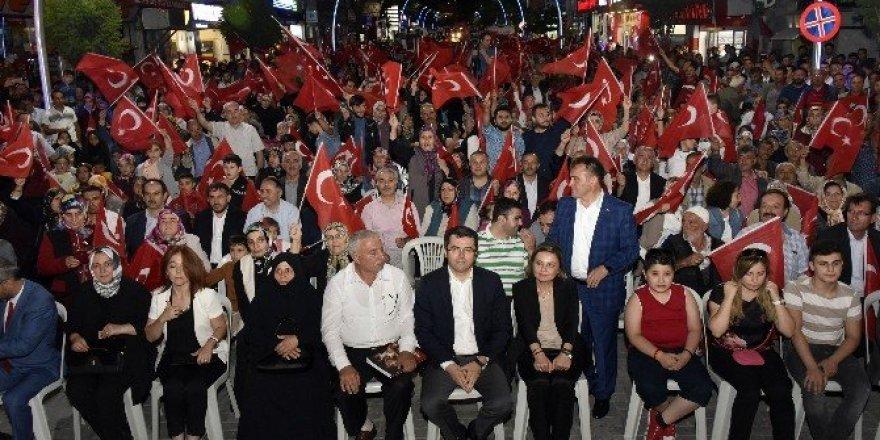 15 Temmuz darbe girişiminde halk direnişinin simge isimleri Gümüşhane'de