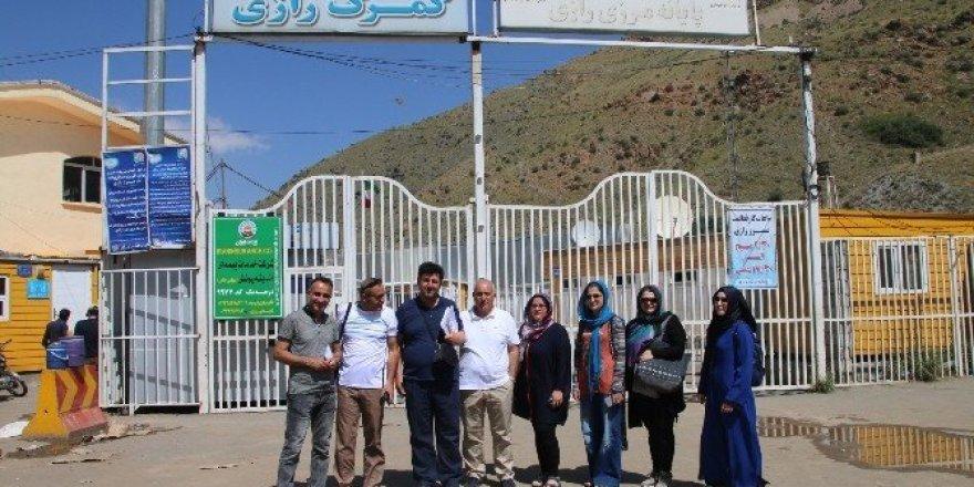 VAHATÜDER'den 1. İran çıkarması