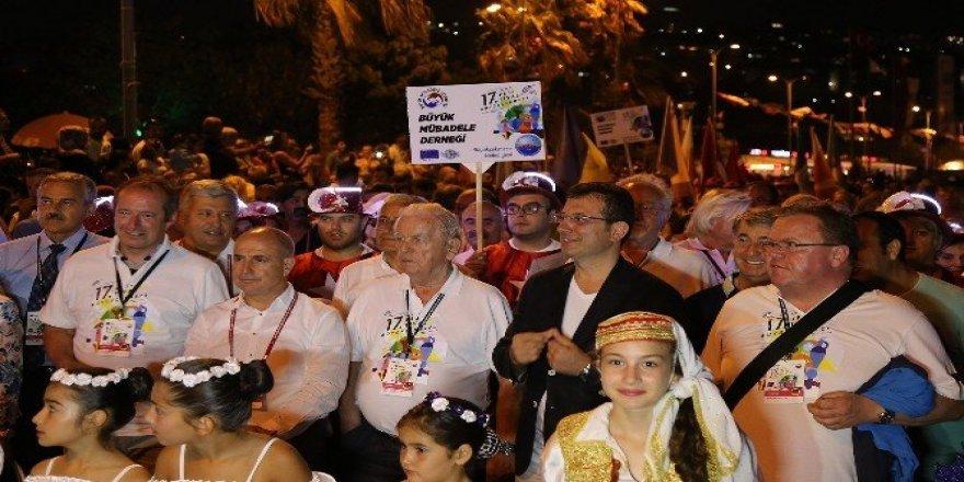 Büyükçekmece demokrasi festivaline sahip çıktı
