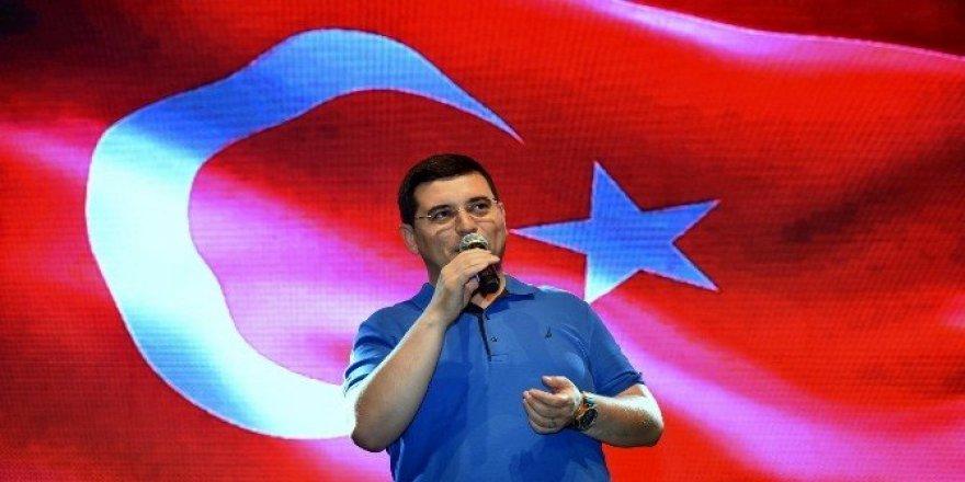 15 Temmuz Demokrasi şehitleri Kepez'de yaşayacak