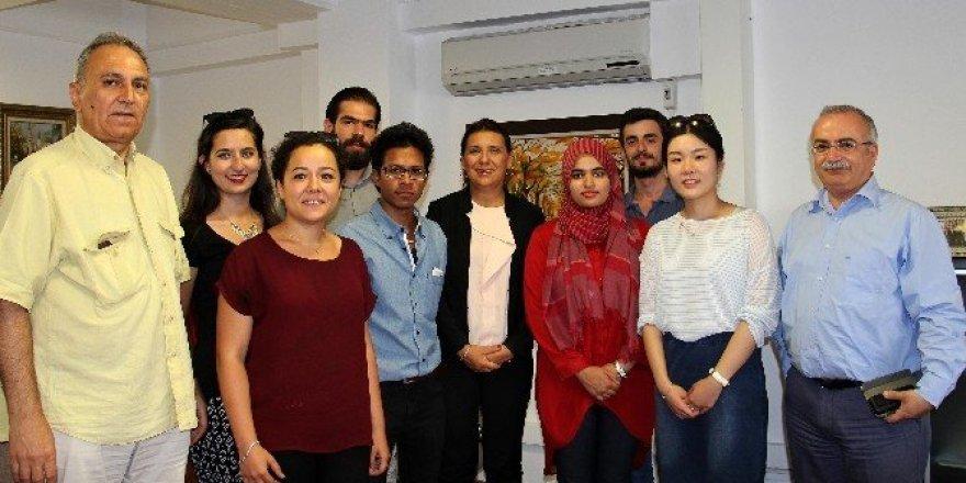 AIESEC ile işbirliği yeni meyveler veriyor