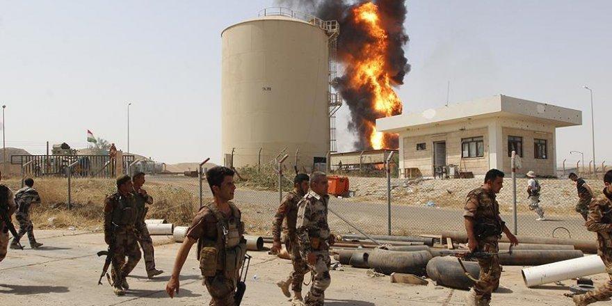 Kerkük'te petrol kuyusuna saldırı: 9 ölü