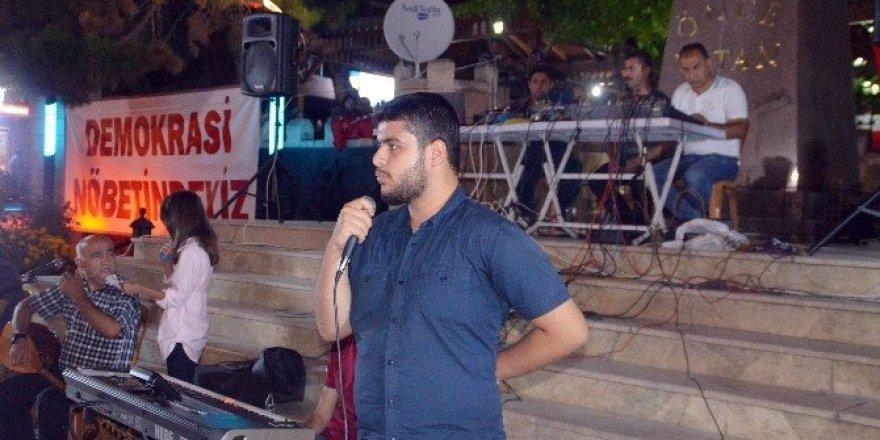 Tosyalı demokrasi gazisi o geceyi anlattı