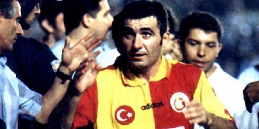 Galatasaray: 'İyi ki vardın Hagi'