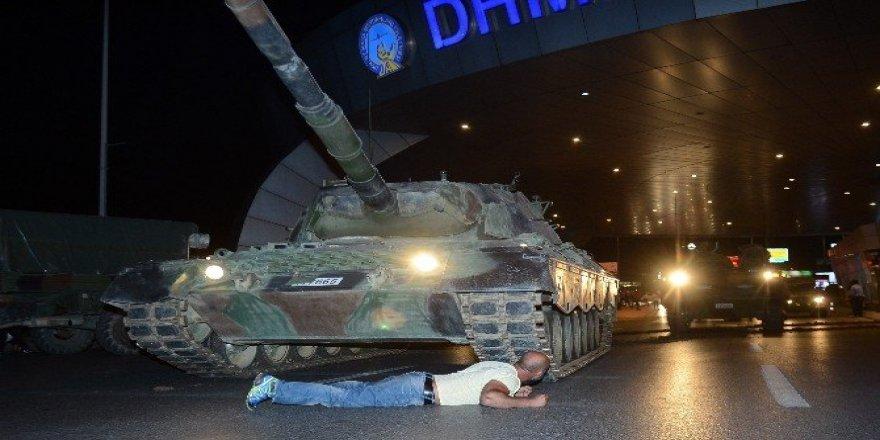 Darbe girişiminde tankın altına yatan Metin Doğan, Zonguldak halkıyla buluşacak