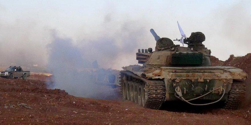 Halep kuşatmasını kırmak için büyük operasyon