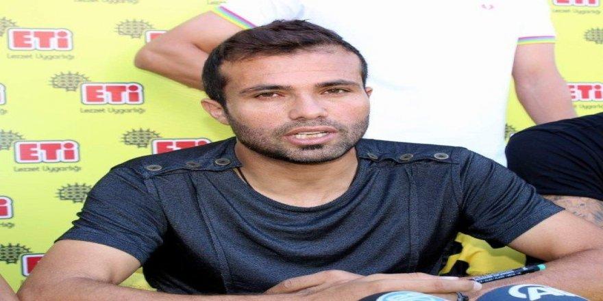Hürriyet Gücer'in mesajı Eskişehirspor taraftarını sevindirdi