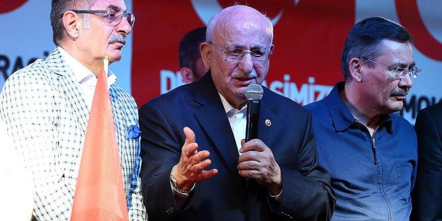 'Bundan sonra Türkiye bir daha darbe görmeyecek'