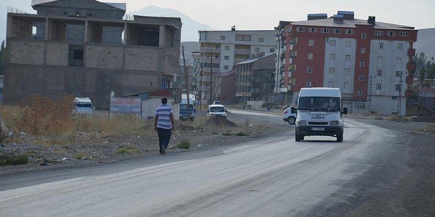 Şemdinli'de 3 gün sokağa çıkma yasağı