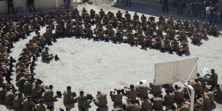 Şırnak'taki askeri Ankara'ya taşıyacaklarmış