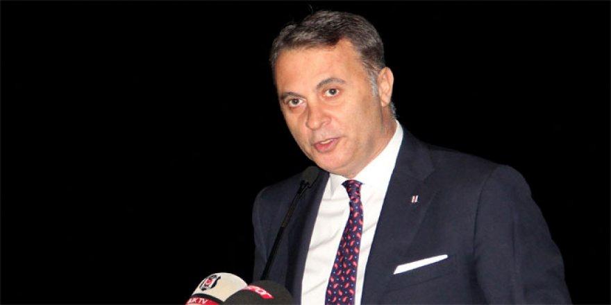 Fikret Orman: 'Beşiktaş camiası darbeye karşıdır'