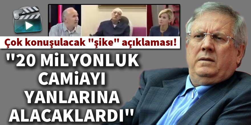 """Ahmet Şimşirgil'den çok konuşulacak """"şike"""" açıklaması!"""